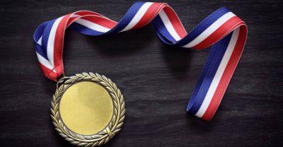 Medal and ribbon