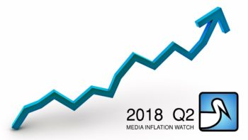 Media Inflation Watch 2018 Q2