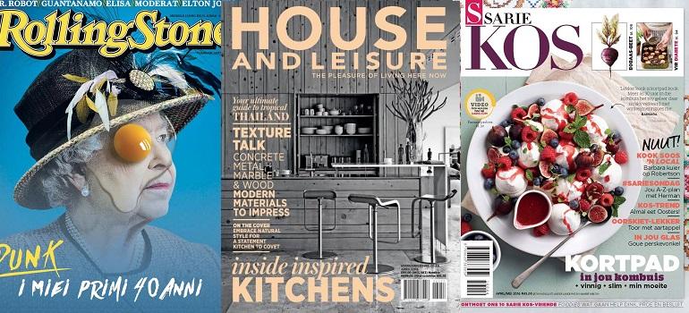 MediaSlut MagLove Best Magazine Covers 1 April 2016