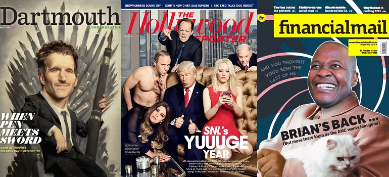 MediaSlut MagLove best magazine covers 19 May 2017