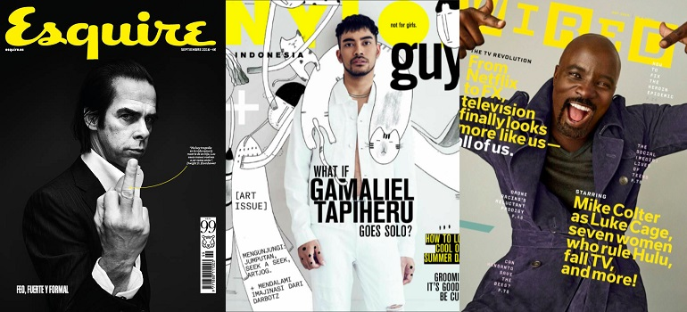 MagLove: The best magazine covers this week (2 September 2016 ...