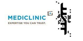 Mediclinic logo and FoxP2 logo
