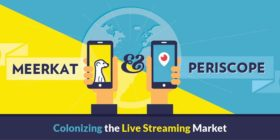 Meerkat Periscope infographic by Salesforce header only