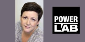 Megan Power and POWER Lab logo