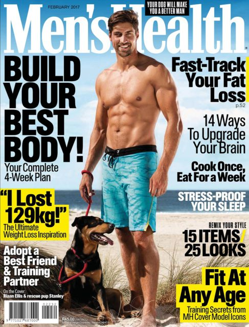 Men's Health (South Africa), February 2017