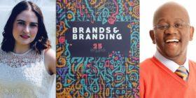 Mikayla Erasmus, Brands & Branding 2019 and Joe Mwase