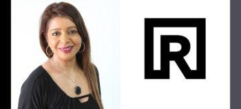 Mogani Naidoo and Riverbed logo
