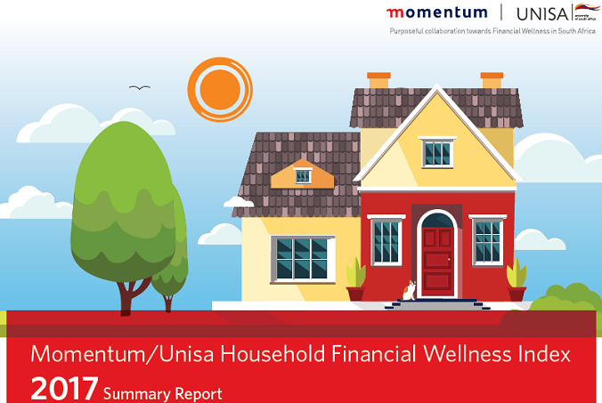 Momentum Unisa Household Financial Wellness Index Summary 2017