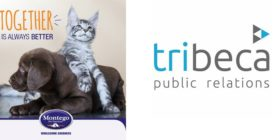 Montego Pet Nutrition and Tribeca PR logo