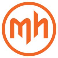 Mortimer Harvey MH logo