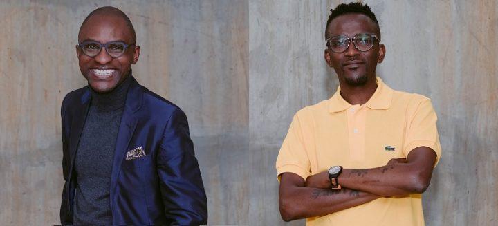 Mpange Chapeshamano and Mthunzi Plaatjie