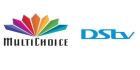 Multichoice logo and DStv logo