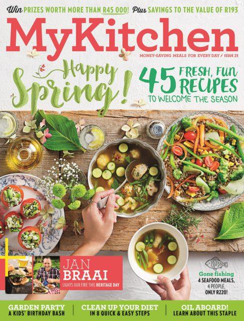 My Kitchen, Issue 23