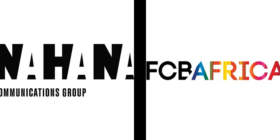 Nahana Communications Group logo and FCB Africa logo