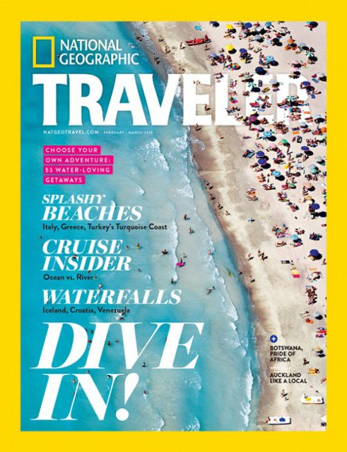 National Geographic Traveler (US)A, February/March 2016