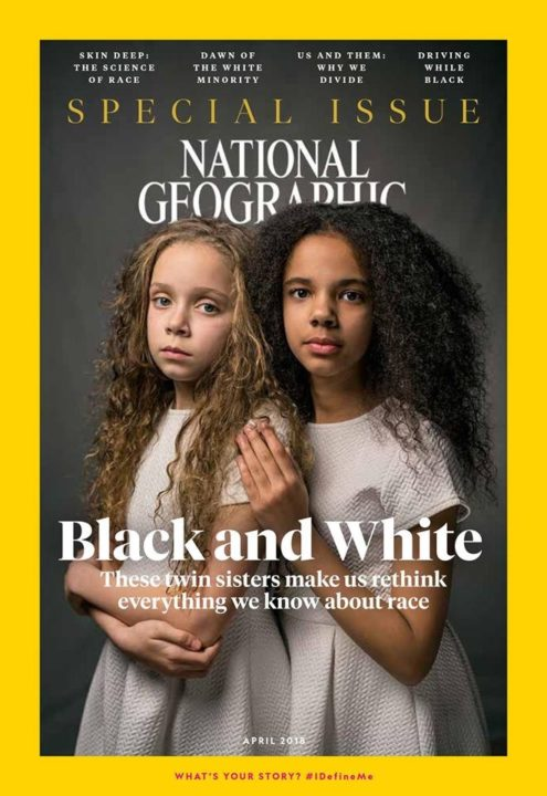 National Geographic, special issue, April 2018 - Marcia and Mille Biggs