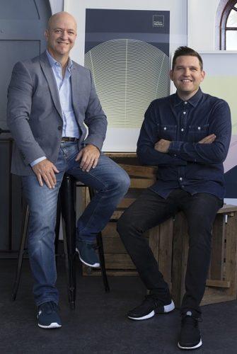 Neal Farrell and Gareth McPherson