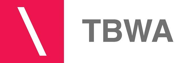 New TBWA logo