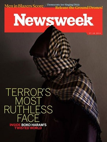 Newsweek, 18 July 2014
