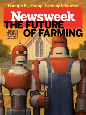Newsweek, 30 October 2015