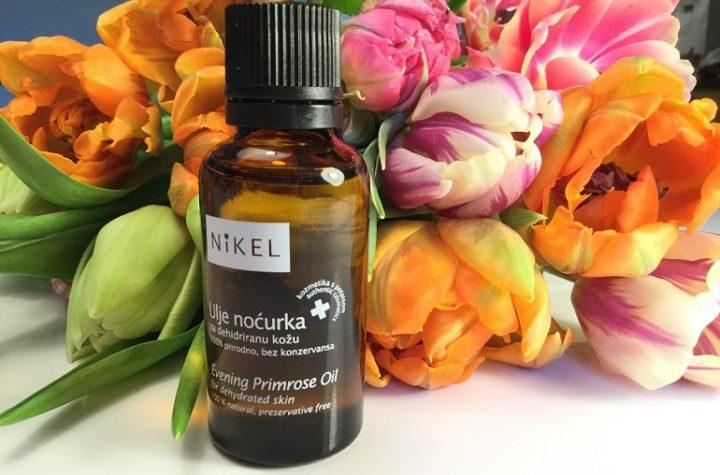 Nikel Cosmetics evening primrose oil