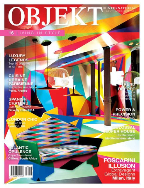 OBJEKT (South Africa), Issue 16