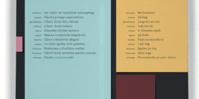 One-of-a-kind multilingual agency dictionary for Pendoring by King James