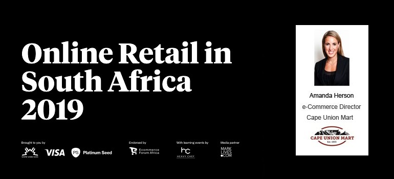 Online Retail in South Africa 2019 - Amanda Herson