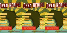 Open Africa slider