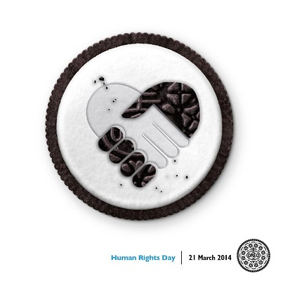 Oreo Human Rights Day 21 March