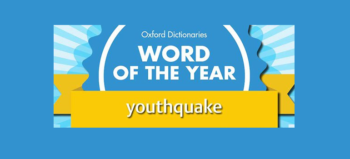Oxford Dictionaries Word of the Year 2017 - youthquake