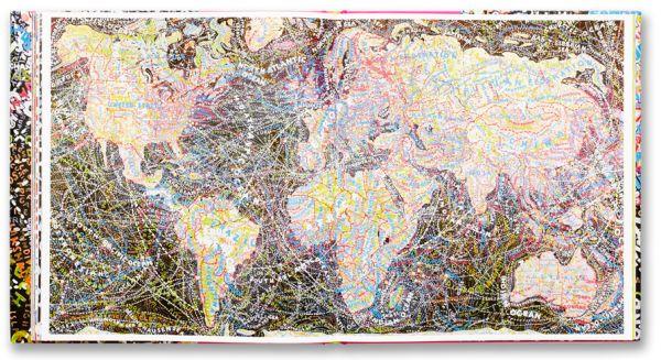 Paula Scher Maps 2