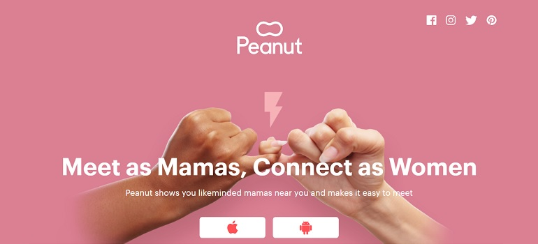 Peanut - Meet as Mamas, Connect as Women