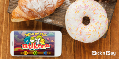 PnP Rise of the Stikeez game app
