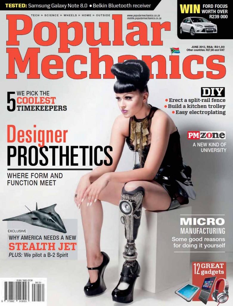 Popular Mechanics 6 June 2013