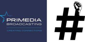 Primedia Broadcasting log and Network BBDO logo