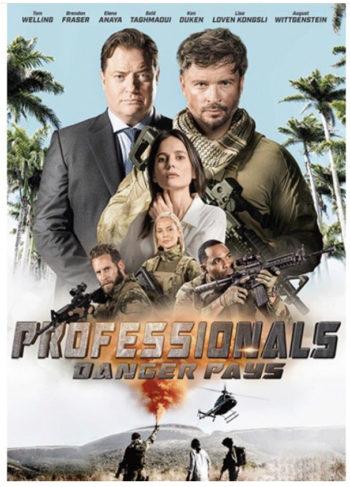 Professionals 2019 TV series poster