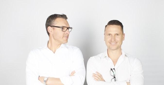 Promise's Marc Watson and James Moffatt