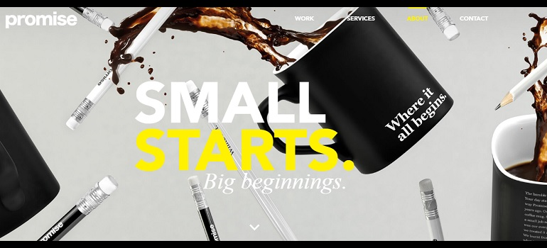 Promise website