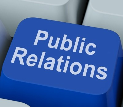 Public Relations Key Means News Media Communication Online by Stuart Miles courtest of FreeDigitalPhotos.net
