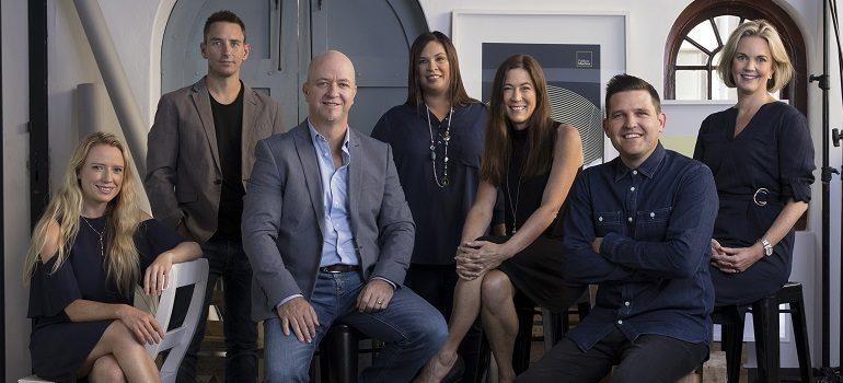 Publicis Machine group portrait 2018