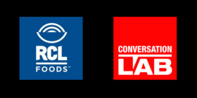 RCL Foods logo and Conversation LAB logo