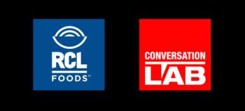 RCL Foods logo and Conversation LAB logo