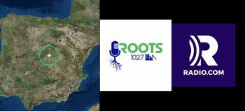 Radio Garden, Roots 102.7 FM, and Radio.com Rewind