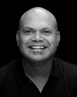 Ravi Naidoo, founder and managing director, Interactive Africa/Design Indaba