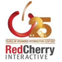 Red Cherry Interactive logo (25 years)