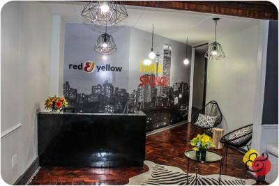 Red & Yellow School Johannesburg campus: reception