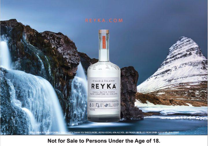 Reyka Vodka in South Africa