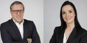 Richard Lewis and Pauline Parker