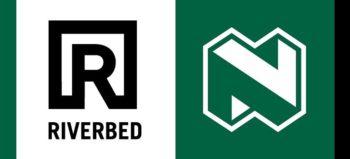 Riverbed logo and Nedbank logo